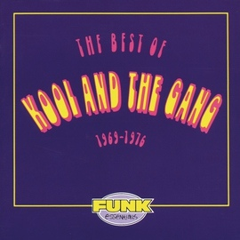 Kool & The Gang альбом The Best Of Kool & The Gang (1969-1976)