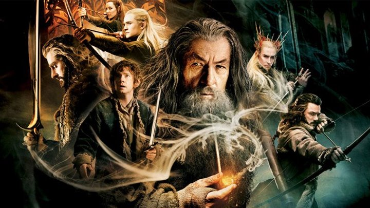 Хоббит Нежданное путешествие (2012) The Hobbit An Unexpected Journey