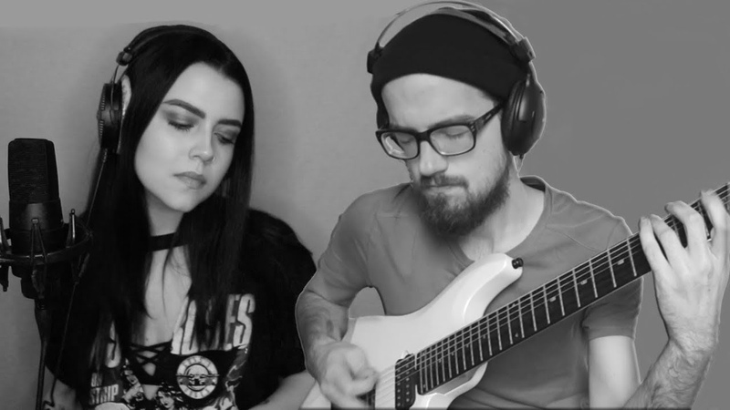 Muse - Hysteria (Violet Orlandi ft Marcell Roncsák cover)