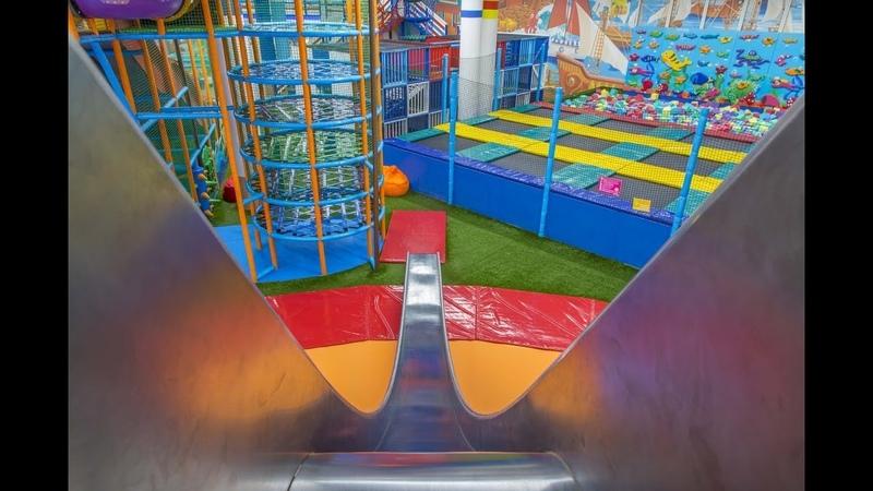 Замания. Zамания. 4Daily детская игровая комната..очень круто!