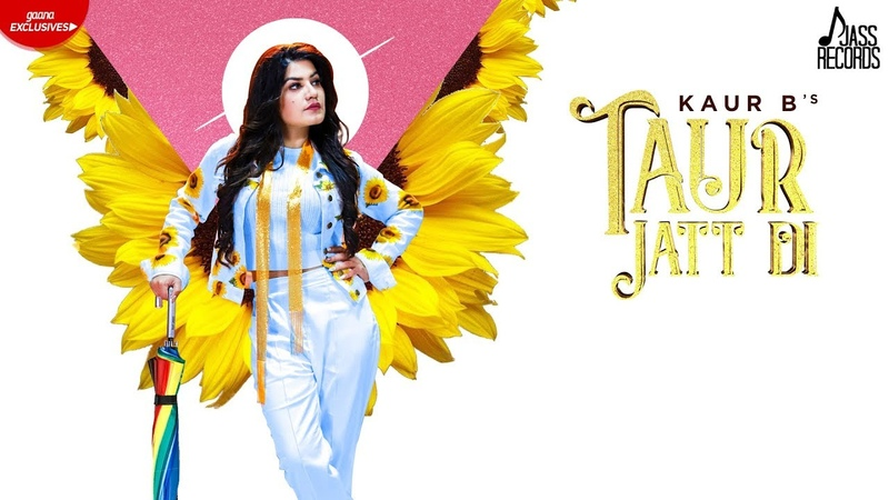 Taur Jatt Di | ( Full HD)| Kaur B | Mixsingh | New Punjabi Songs 2019 | Latest Punjabi Songs 2019