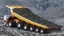 10 Extreme Biggest PH CAT LIEBHERR HITACHI KOMATSU BelAZ Mining Equipment Dump Truck Excavator