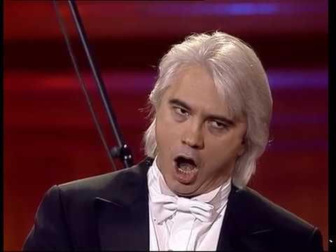 Dmitri Hvorostovsky 'Me de' malvagi invan… Vien, Leonora, a' piedi tuoi' Ария Альфонсо 9 12 2003
