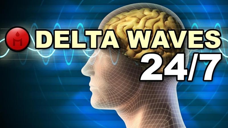⭕ DELTA WAVES 24/7 SLEEP MUSIC RADIO ONE: Sleeping Music for Deep Sleeping, Relaxing Background