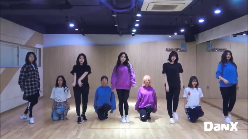 TWICE - What is Love Dance Practice Mirrored