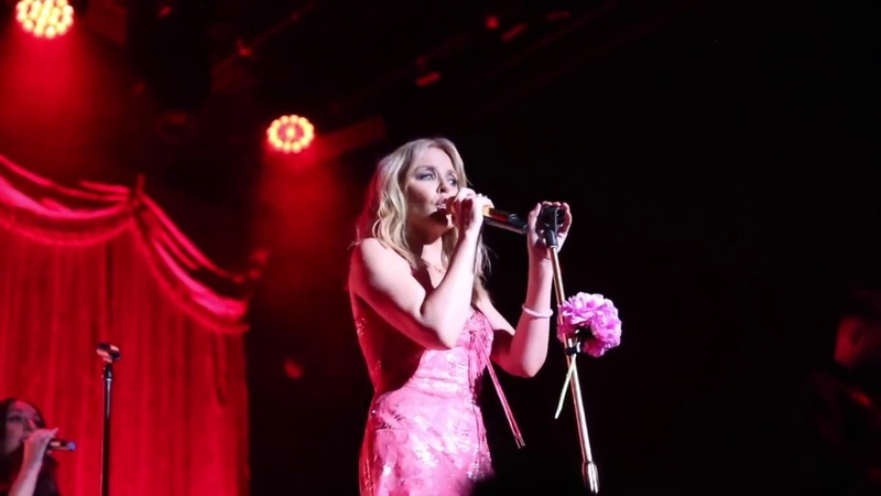 Kylie Minogue - New York City (Live From New York)