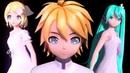 【Rin x Len x Miku】ACUTE【V4X COVER】