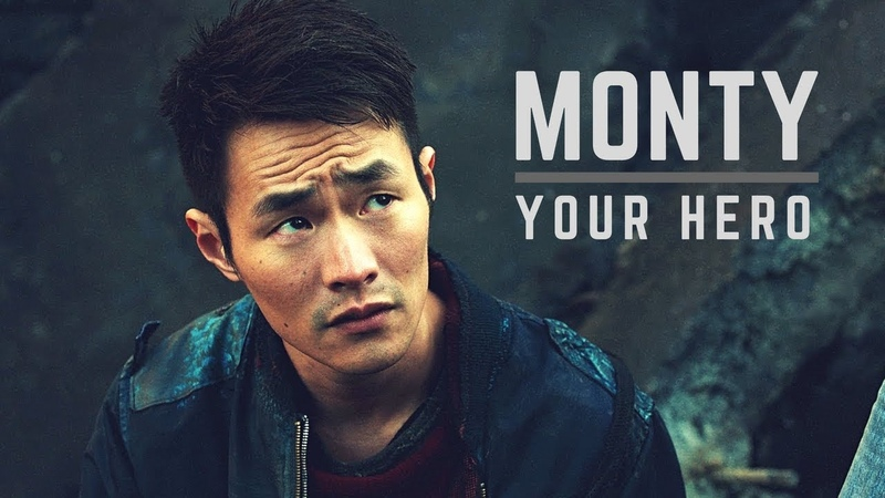 Monty Your Hero The 100