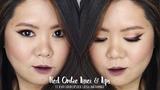 Ombre Liner &amp Lips ft. KVD Lolita &amp Damned Kirei Makeup