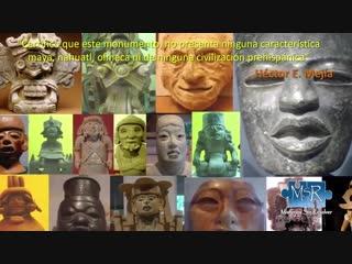 Geheimnisvoller riesen-steinkopf aus guatemala gibt rätsel auf - verborgene geheimnisse tv