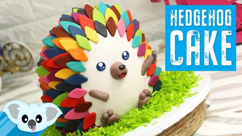 HEDGEHOG Cake!   Koalipops How To