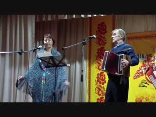 Нина Кромичева и Владимир Костерин -