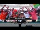 NCAAF 2018 / Week 06 / Florida State Semonoles - (17) Miami Hurricanes / 2Н / EN