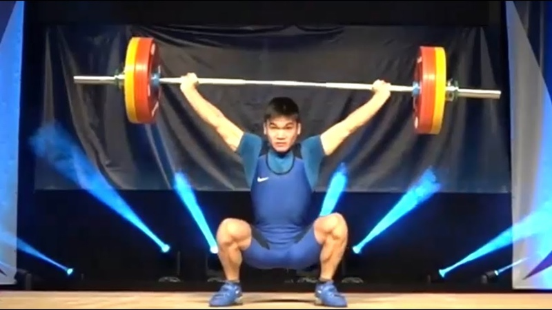 Men 61kg - 2019 Weightlifting Youth World Championships