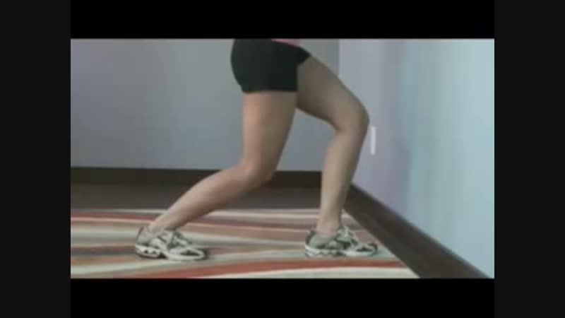 1 Плантарный фасциит (пяточная шпора) - лечебные упражнения 1