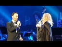 Barbra Streisand - The Music of the Night w/Ramin Karimloo, Send in the Clowns - Hyde Park