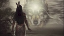 Native American FLUTE and the Sound of the WOLF Call
