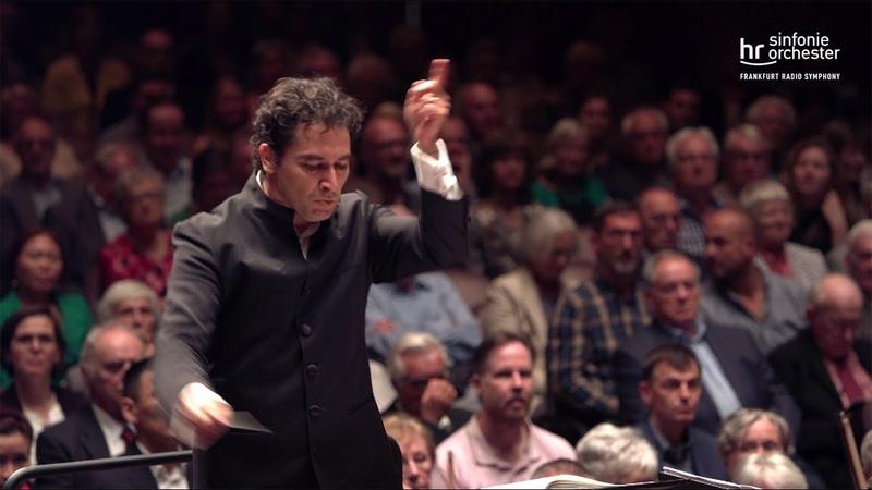 Schostakowitsch: 15. Sinfonie ∙ hr-Sinfonieorchester ∙ Andrés Orozco-Estrada