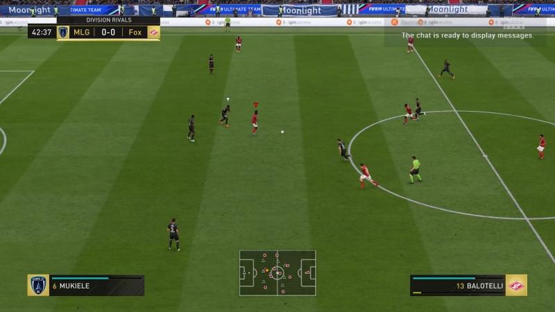 Fifa 19 - Rivals и отвратительные