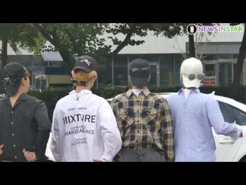 [뉴스인스타] 180907 KBS2 '뮤직뱅크' 출근길 빅플ᄅ4457