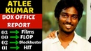 Atlee Kumar Box Office Collection Analysis Hit, Flop and Blockbuster Movies List