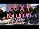 ROXY Waikiki Classic 2012 with Team Rider Kelia Moniz