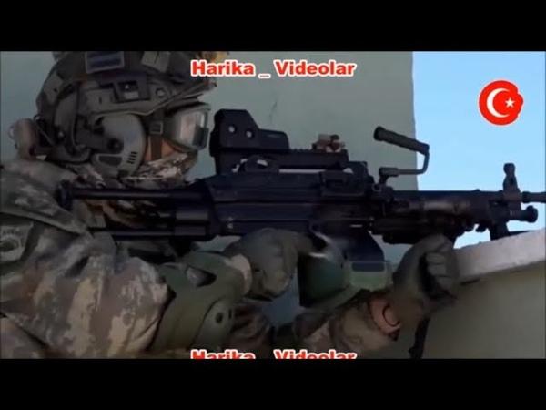 TSK nın Dosta Güven Düşmana Kahredici Korku Veren Muhteşem Klibi Harika _ Videolar Live
