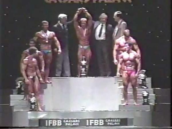 1984 Mr.Universe middleweght class final