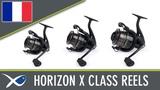 Coup &amp Feeder Match Fishing TV Horizon X Reels