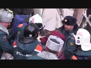 Спасли ребенка в Магнитогорске
