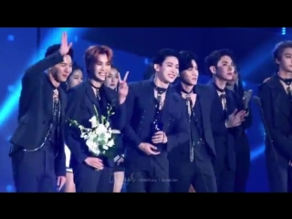 monsta x constantly showering us with so much love genuine appreciation. were truly so lucky ️ @OfficialMonstaX - .mp4