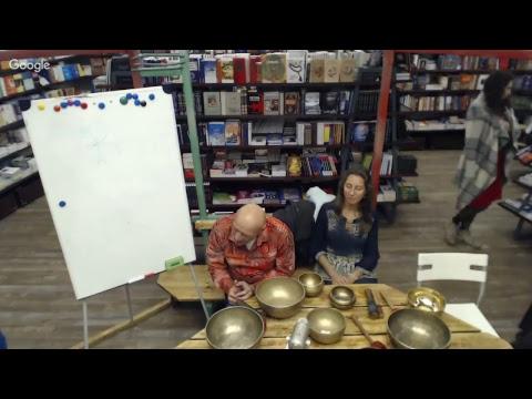 Лекция Виброакустический массаж поющими чашами
