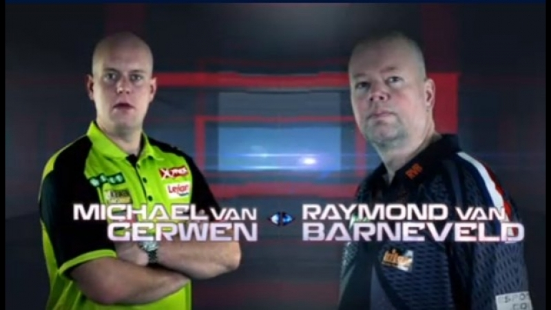 2018 Brisbane Darts Masters Semi Final van Gerwen vs van Barneveld