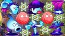 All Plants Shadow Pvz 2 Vs Explode-o-nut in Plants vs Zombies 2 BattleZ: Gameplay 2019