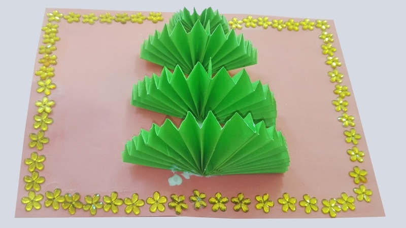 DIY Paper Cake Tutorial   How to Make Birthday CakeTutorial