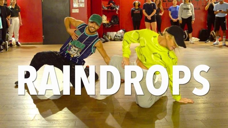 RAINDROPS - Jeremih | Choreography by Alexander Chung