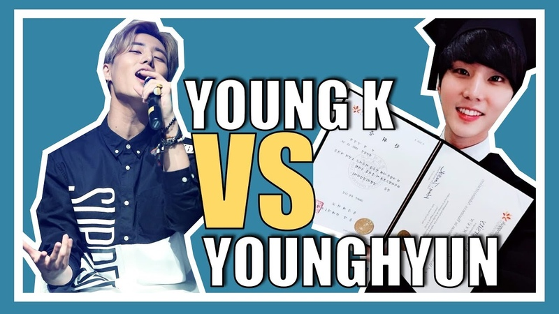 YOUNG K AS A UNIVERSITY STUDENT | HappyYoungKDay