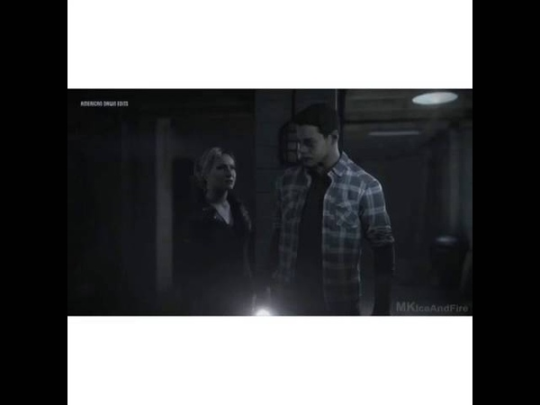 Until dawn josh x sam vine