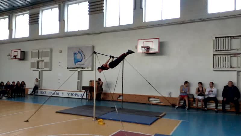 WORKOUT TIGERS ЛУГАНСК 14 12 2018г 25 школа
