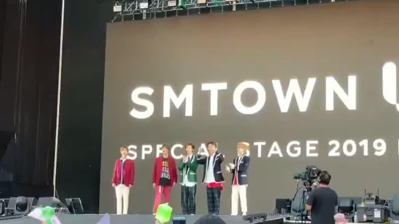 [fancam] 190119 Ment @ SMT in Santiago