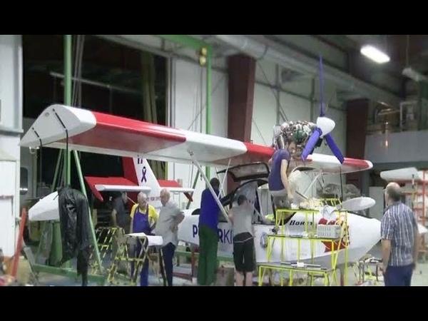 Экспедиция летчиков-асов «Север ваш» на самолетах-амфибиях готовится завоевать Южный полюс