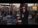 Azamat (djset) at the Opening Fantomas Rooftop by Goa TV