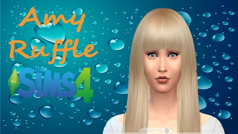 Let's Play The Sims 4 ∣ Amy Ruffle ∣ Serena from Mako Mermaids
