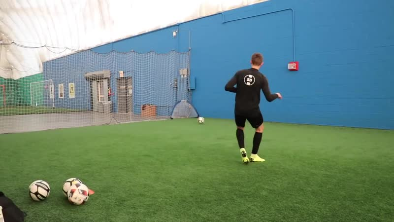 Full Football Specific Workout _ Functional Bodyweight and Technical Session For Footballers