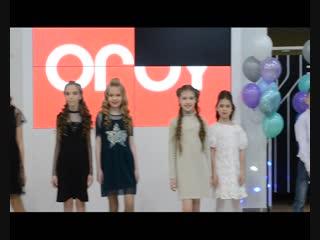 Показ в Нижнем Новгороде, интервью наших моделей