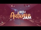 Battle Autumn Jam 2018 Hip Hop 14 Kuty vs Tity