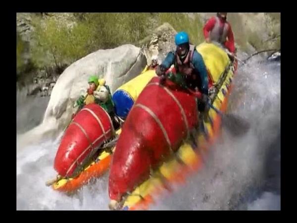 Фильм о водном экстремально туристическом путешествии шестой категории сложности.