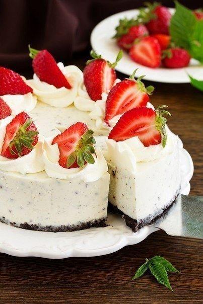 Нежный вкусный десертик