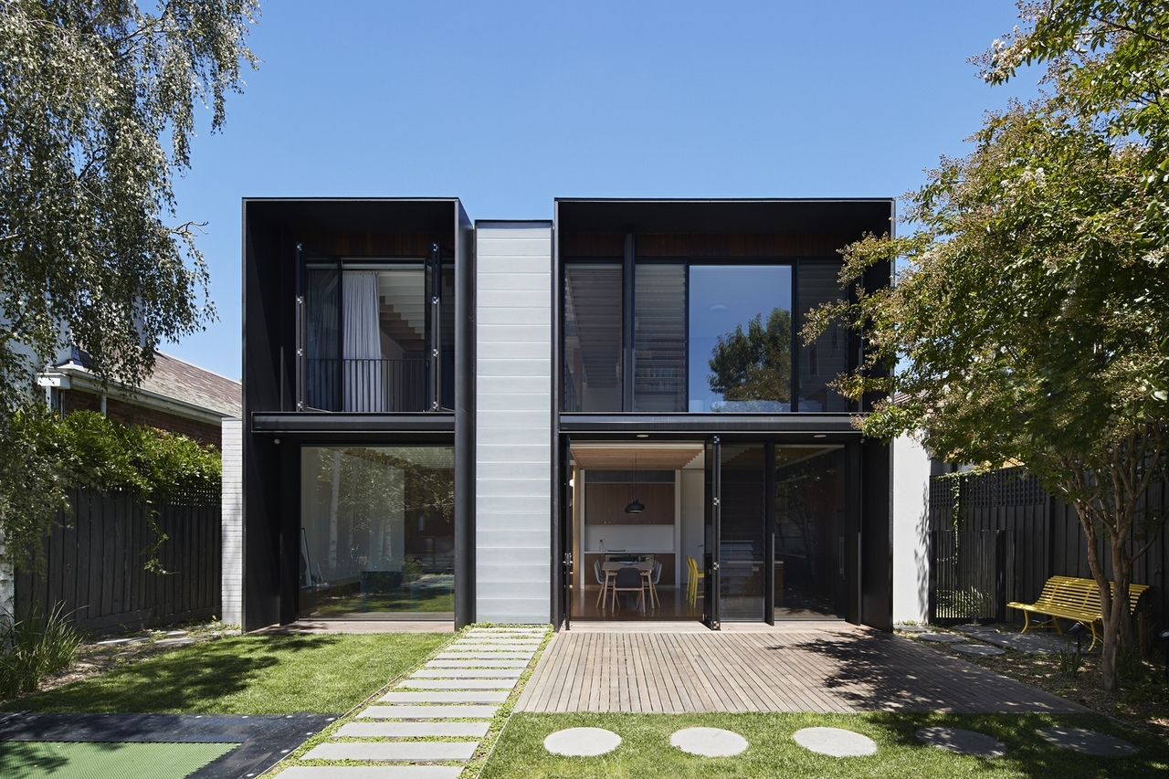 Fawkner Street House / Workshop Architecture
