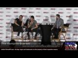 The Vampire Diaries (Paul Wesley Ian Somerhalder) Fan Expo Canada 2018 Full Panel (1)